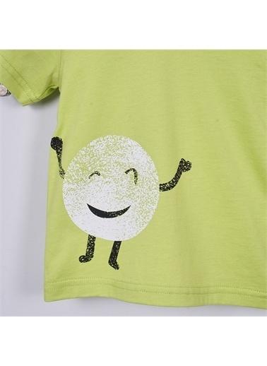 Panço Erkek Bebek T-Shirt 2011BB05002 Yeşil